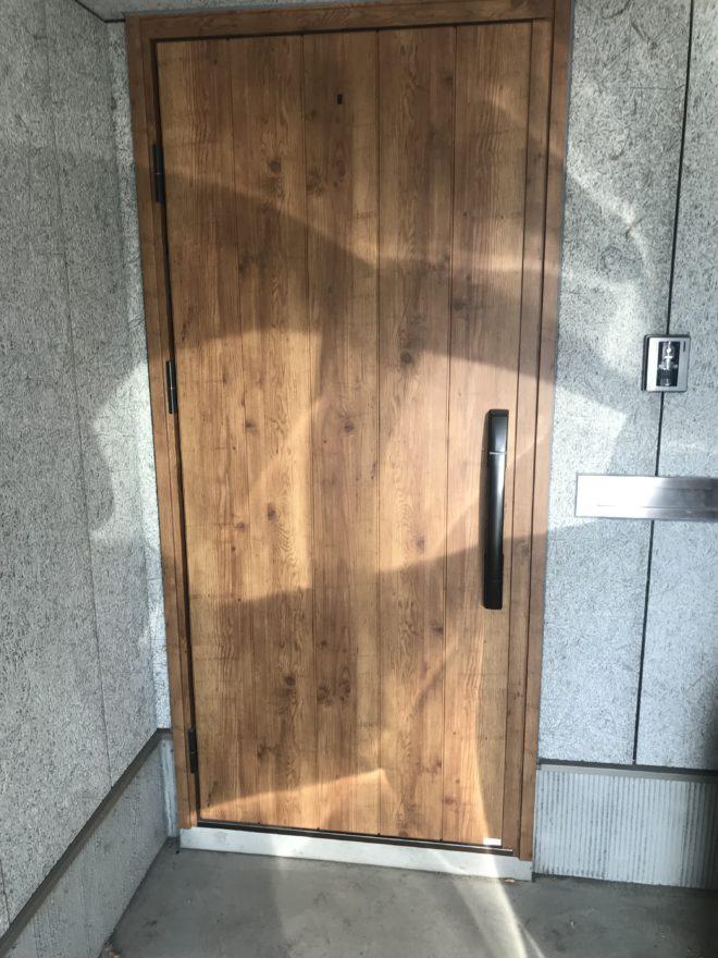 カンナデザイン設計事務所玄関