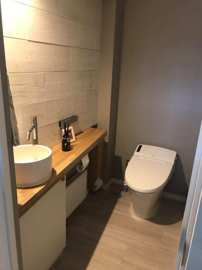 カンナデザイン設計事務所トイレ